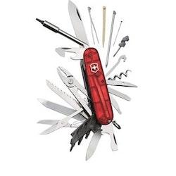Victorinox CyberTool L Fickkniv röd transparent