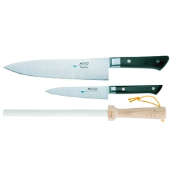 MAC Pro Knivset med bryne