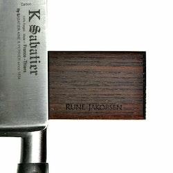 Knivmagnet Knifeborad Standard valnöt