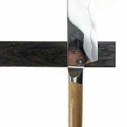 Knivmagnet Knifeborad Standard rökt ek