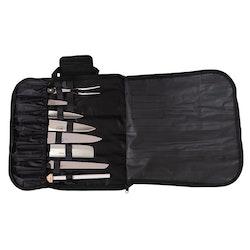 MAC Knivväska i nylon för 8 knivar