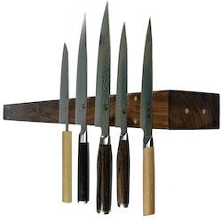 Knivmagnet Raw valnöt