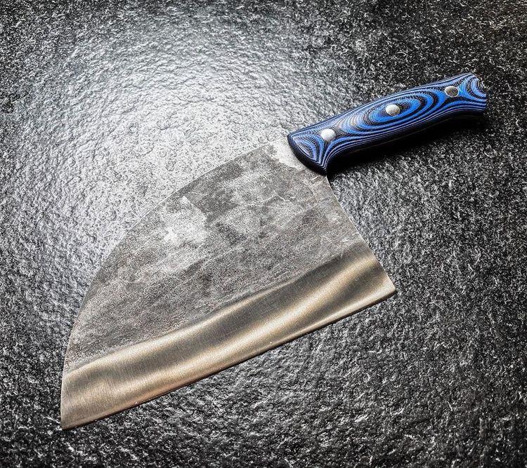 Samura Mad Bull Serbisk Kockkniv 18 cm