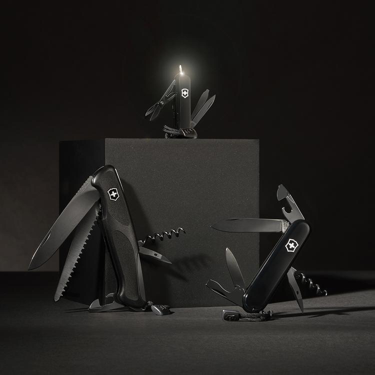 Victorinox Signature Lite Onyx Black Fickkniv