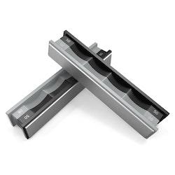 Wicked Edge Diamantstenar 50/80 grit (2-pack)