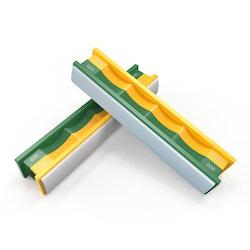 Wicked Edge Keramiska stenar 400/600 grit Curved Blade (2-pack)