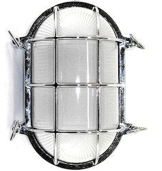 Gallerlampa krom 2034