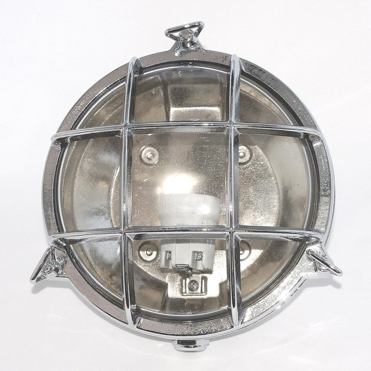 Gallerlampa krom 2027