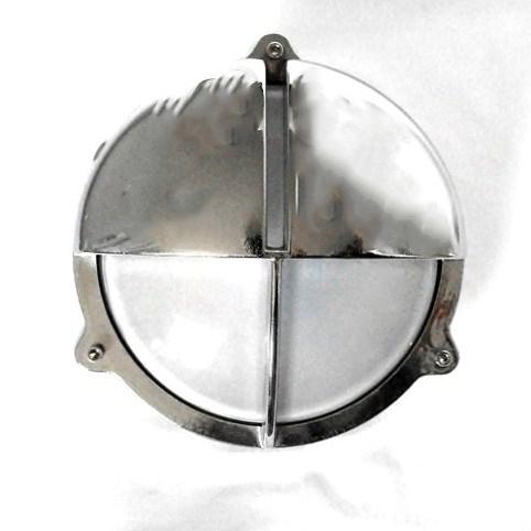 Vägglampa krom 2427