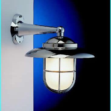 Gallerlampa krom 2060.C