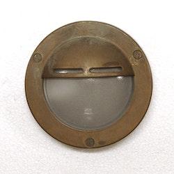 Vägglampa Grönpatinerad 186AR