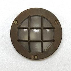 Gallerlampa Grönpatinerad 187AR