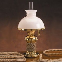 3135 Bordlampa marin