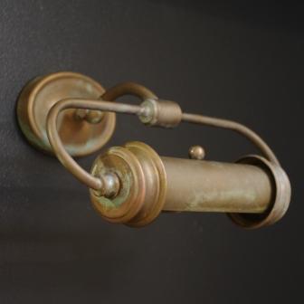 1625.AR grönpatinerad tavelbelysning