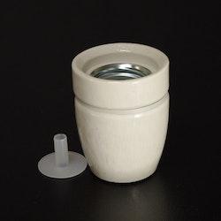 Porslinslamhållare