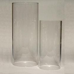 Cylinderglas klar/matt