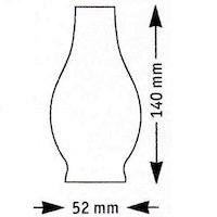 Brännarglas LG01140