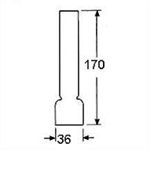 Brännarglas LG08170