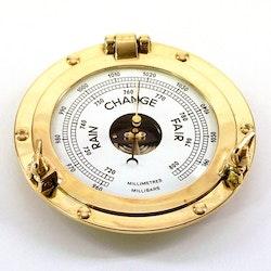 Barometer mässing
