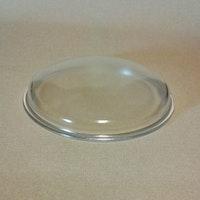 Glas till gallerlampa - 2028B,2027