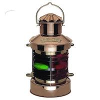 4412  4'' 2 Färgad lanterna koppar