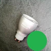 Färgad LED 535587 GU10  5:-/st