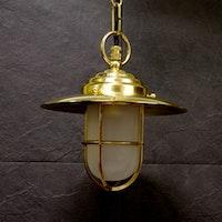 Marin Gallerlampa Mässing 164.V Antique