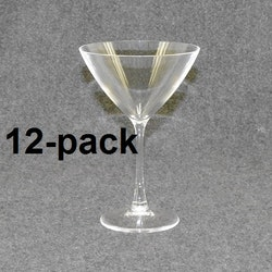 Martiniglas 12st 18:- (1:50st)