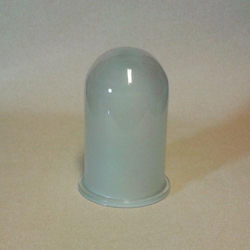 Glas med fläns till gallerlampa  2296/2297/2060/2060B.