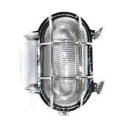 Gallerlampa krom 2036