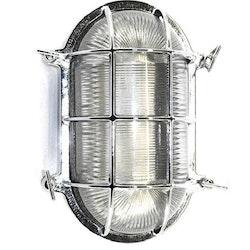 Gallerlampa krom 2035