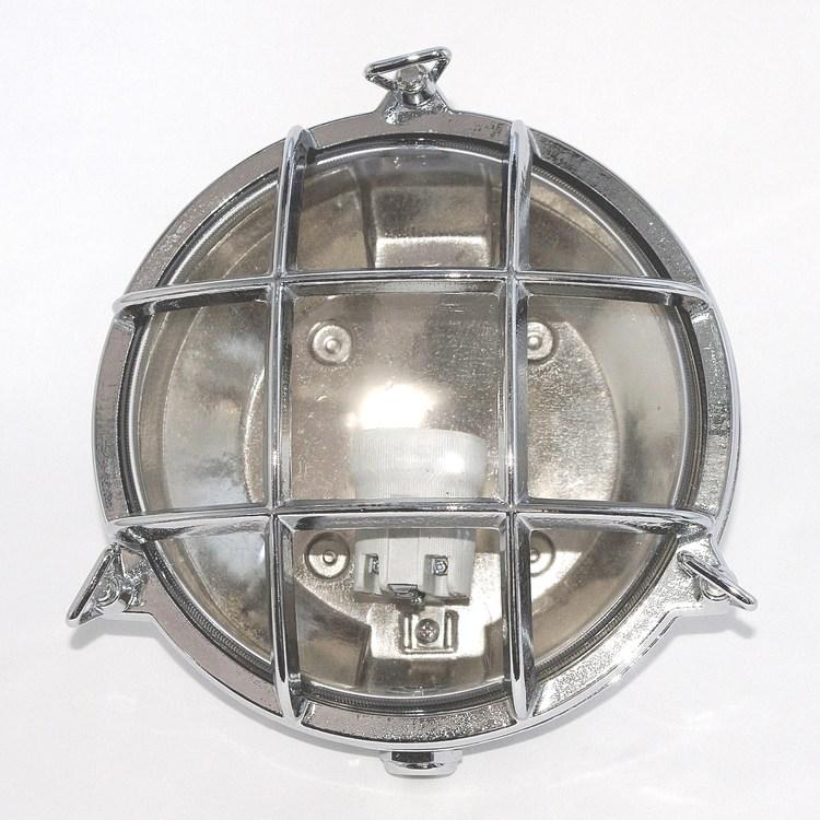 Gallerlampa krom 2028
