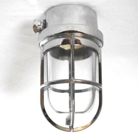 Gallerlampa krom 2296