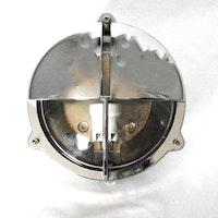 Vägglampa krom 2428