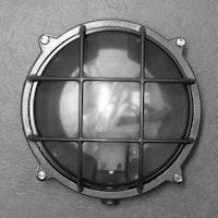 Gallerlampa krom 9116