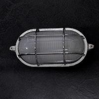 Gallerlampa krom 9126