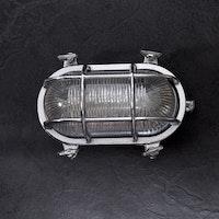 Gallerlampa krom 1306