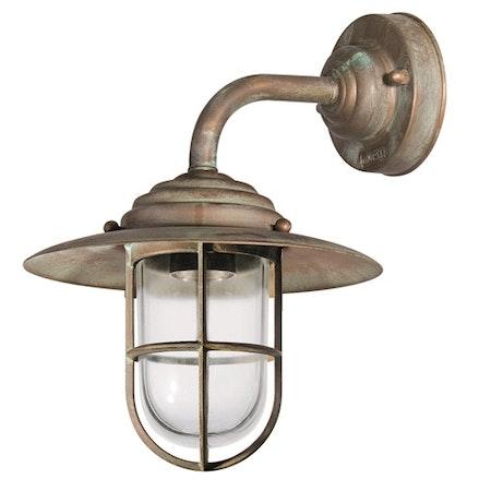 Gallerlampa Grönpatinerad 134.AR