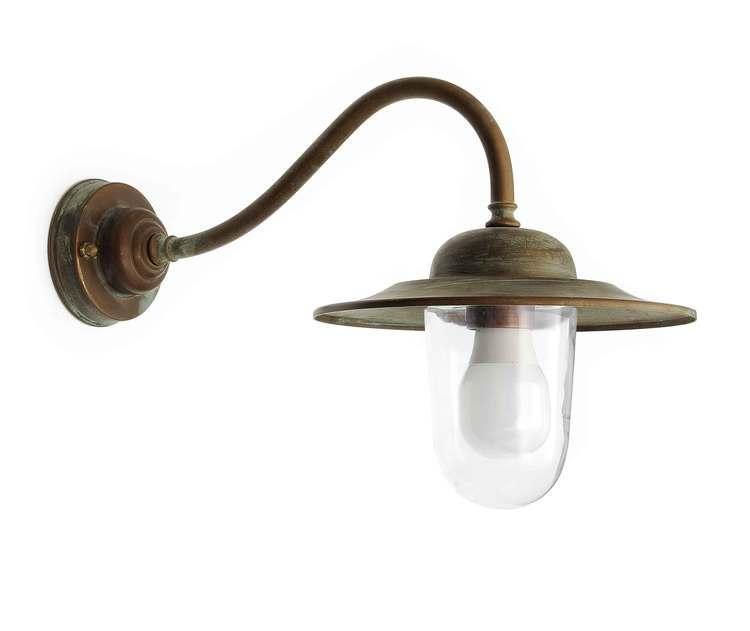 Gallerlampa Grönpatinerad 1361.AR