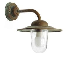 Gallerlampa Grönpatinerad 1360.AR
