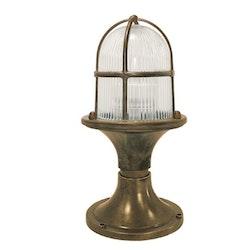 Gallerlampa Grönpatinerad 183.AR.T