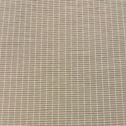Falun en ripslöpare  i bomull. Färg: Beige med vita ränder.