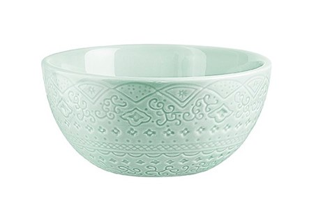 Orient skål från Cult design. Färg: Mint. Material stengods.