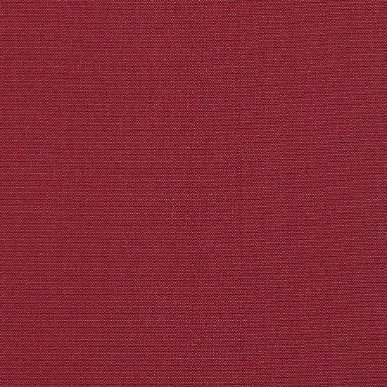 Markisväv/uteväv enfärgad vinröd. Material 100% Dralon. Bredd 130 cm.