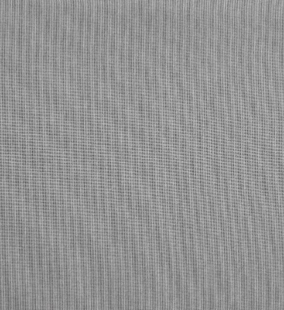 Markisväv/uteväv Melerad ljusgrå. Material 100% Dralon. Bredd 130 cm.