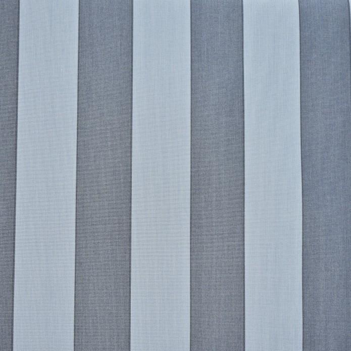 Markisväv/uteväv Fidji Blå. Material 100% Dralon. Bredd 130 cm.