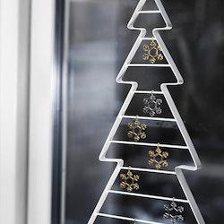 Julgran lampa från Cult design. Färg: Vit.