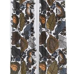 Gardinset med två multibandslängder. Mått 2 x 145 x 250 cm.