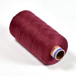 Markistråd 500 m. Färg: Vinröd.