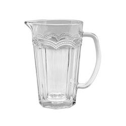 Tillbringare Cosmo 1 l från Modern House. Material: Glas. Mått: D 14, H 20 cm.